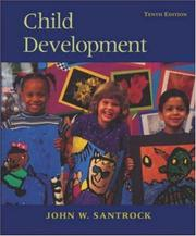 Cover of: Child Development by John W. Santrock