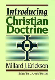 Cover of: Introducing Christian doctrine