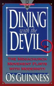 Cover of: Dining with the devil