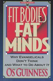Cover of: Fit bodies, fat minds