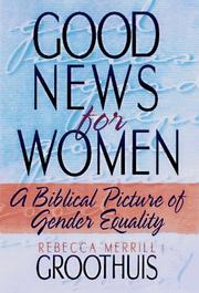 Cover of: Good News for Women