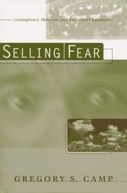 Cover of: Selling fear