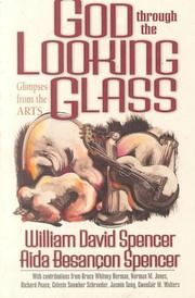 Cover of: God through the looking glass