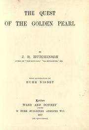 Cover of: The quest of the golden pearl |