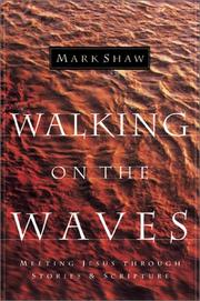 Cover of: Walking on the Waves