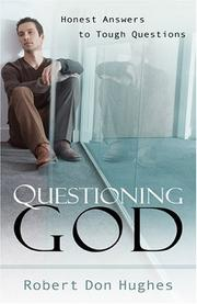 Cover of: Questioning God