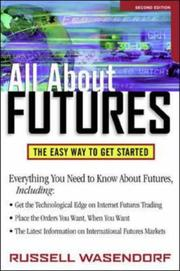 Cover of: All About Futures | Russell R. Wasendorf