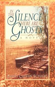 Cover of: In the silence there are ghosts