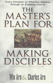 Cover of: The master's plan for making disciples