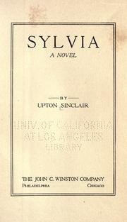 Cover of: Sylvia: a novel
