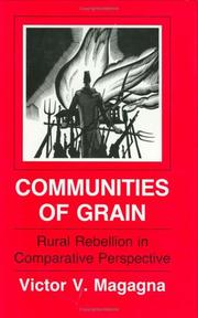 Cover of: Communities of grain | Victor V. Magagna