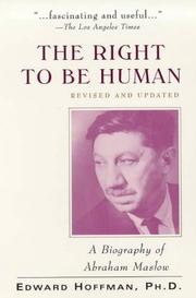 The right to be human by Edward Hoffman