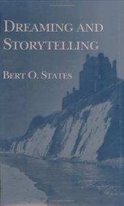 Cover of: Dreaming and storytelling