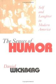 Cover of: The senses of humor