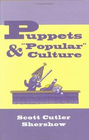 "Cover of: Puppets and ""popular"" culture"