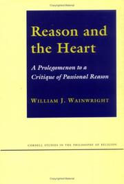 Cover of: Reason And the Heart