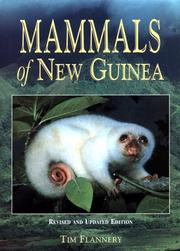 Cover of: Mammals of New Guinea