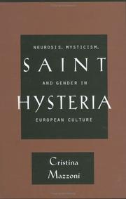 Cover of: Saint hysteria