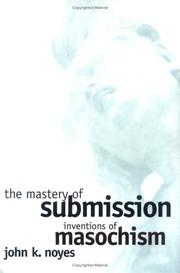Cover of: The mastery of submission