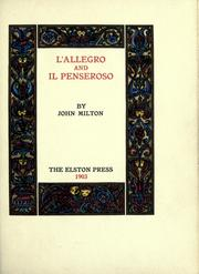 Cover of: Allegro