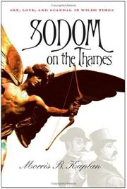 Cover of: Sodom on the Thames