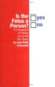 Is the fetus a person?