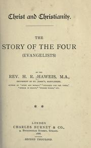Cover of: The story of the four (evangelists)