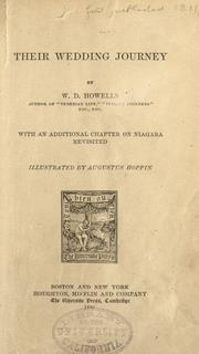 Cover of: Their wedding journey by William Dean Howells