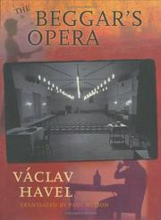 Cover of: The beggar's opera