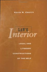 Cover of: Law's interior