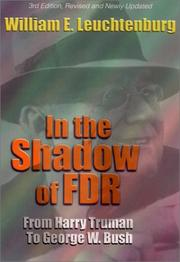 In the shadow of FDR by William Edward Leuchtenburg