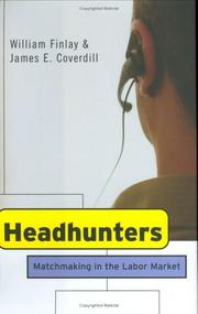 Cover of: Headhunters | William Finlay