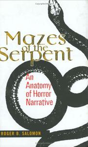 Cover of: Mazes of the serpent | Roger B. Salomon