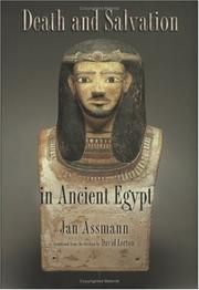Cover of: Death and salvation in ancient Egypt