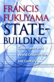 Cover of: State Building