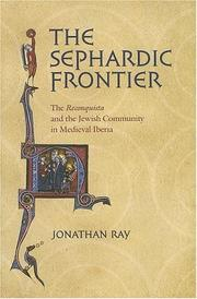 Cover of: The Sephardic frontier