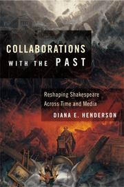 Cover of: Collaborations With the Past