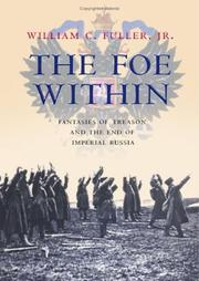 Cover of: The foe within | William C. Fuller