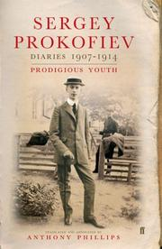 Cover of: Diaries
