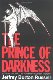 Cover of: The Prince of Darkness