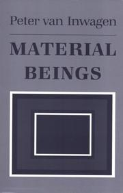 Material Beings by Peter Van Inwagen