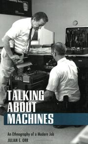 Cover of: Talking about machines