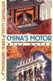 Cover of: China's Motor