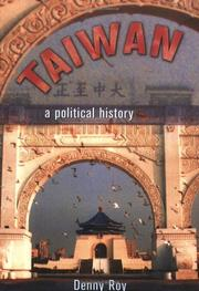 Cover of: Taiwan | Denny Roy