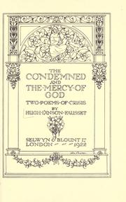 Cover of: The condemned