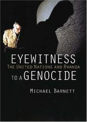 Cover of: Eyewitness to a Genocide