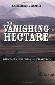 Cover of: The Vanishing Hectare