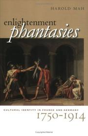 Cover of: Enlightenment Phantasies
