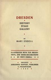 Cover of: Dresden