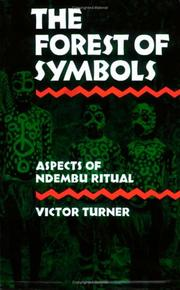 Cover of: The forest of symbols